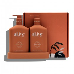 FIG, APRICOT & SAGE DUO 2X 500ML BOTTLES