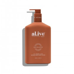 FIG, APRICOT & SAGE HAND & BODY LOTION 500ML BOTTLE